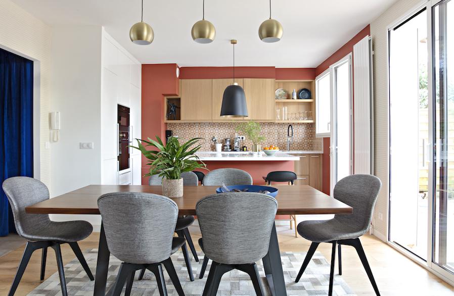 Décoration d'un appartement vintage à Nantes 5