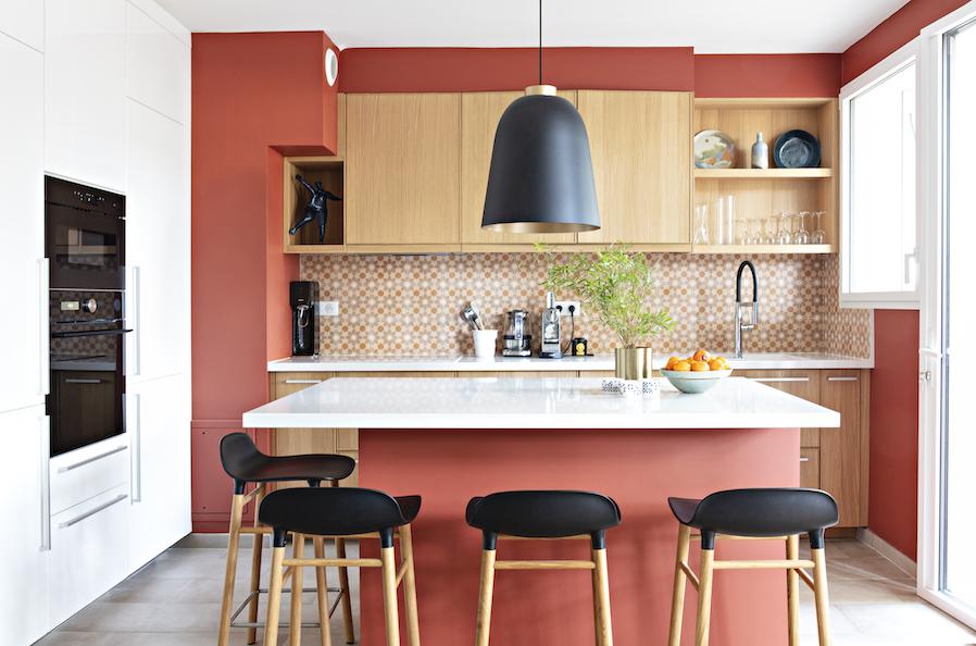 Décoration d'un appartement vintage à Nantes 6